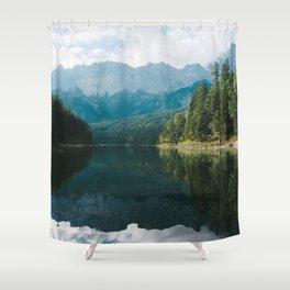 Looks like Canada II - Landscape Photography Shower Curtain