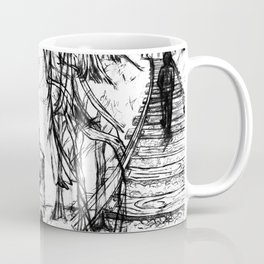 Old Railroad Coffee Mug