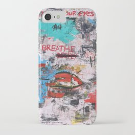 Yes No iPhone Case