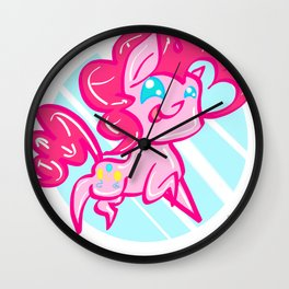 Pinkie Pie Chibi Wall Clock