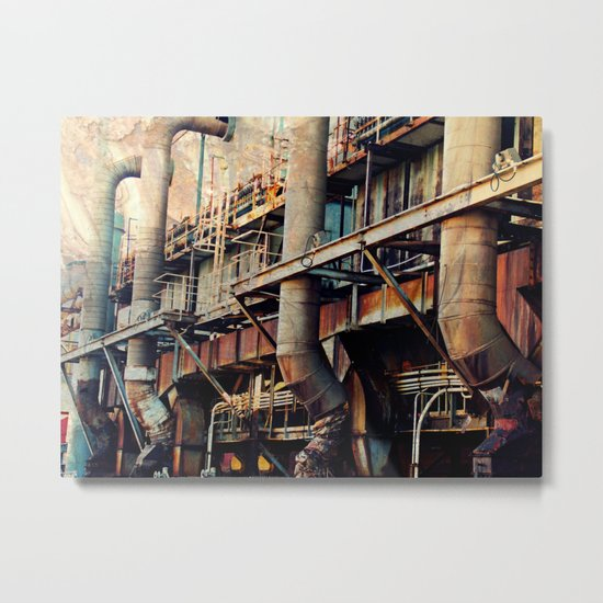 Pipe Dreams II  Metal Print