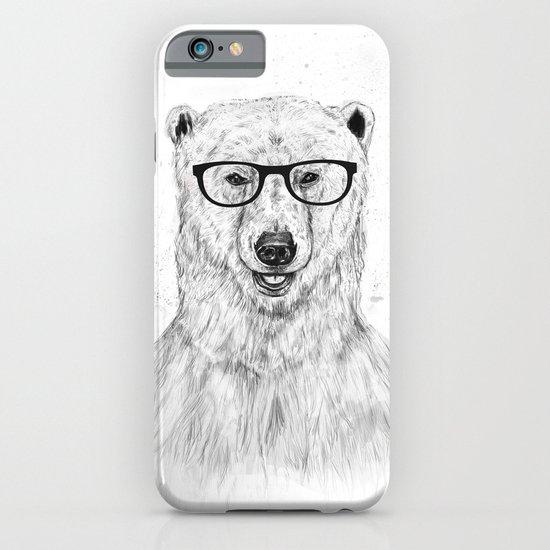 Geek bear iPhone & iPod Case