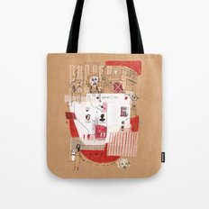 Front Line Tote Bag