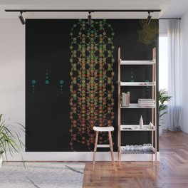 Turn it Up Wall Mural