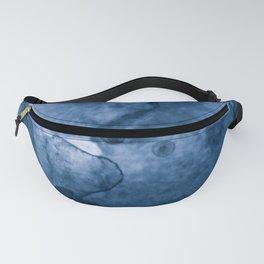 Blue Nano Fanny Pack