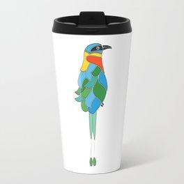 Whimsy bobo bird Travel Mug