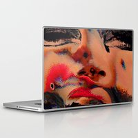 hologram Laptop & iPad Skins featuring The Betrayal by Luc Étrier