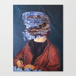 IL ROMANTICO SOMMERSO #2 Canvas Print