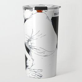 NUDEGRAFIA - 48 Pregnancy Travel Mug