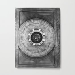 What do you see... Metal Print