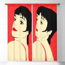 Liza Minnelli | Pop Art Blackout Curtain