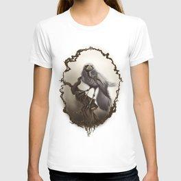 Corvus Cervus Lepus Series - Corax T-shirt