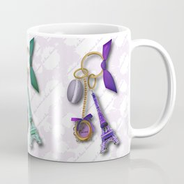 Souvenirs de Paris Coffee Mug