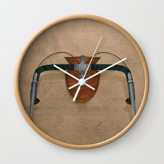 Bike Hunter Wall Clock