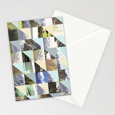Rock Pattern Stationery Cards