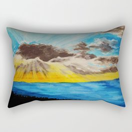 Beach 2 Rectangular Pillow