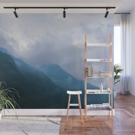 Foggy Hights Wall Mural