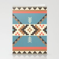 aztec Stationery Cards featuring AZTEC by 6ense