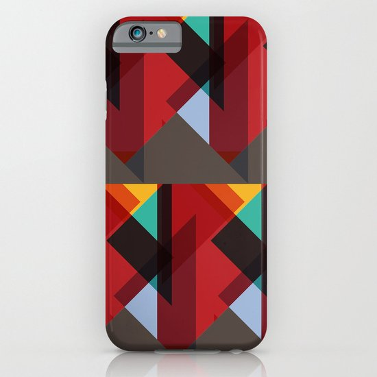 Crazy Abstract Stuff iPhone & iPod Case