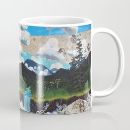 The Lion the Witch and the Wardrobe Coffee Mug