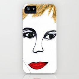 Dolores O´riordan iPhone Case