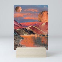 Dream Cove Mini Art Print