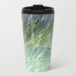 Shimmering Merging Seascape Travel Mug