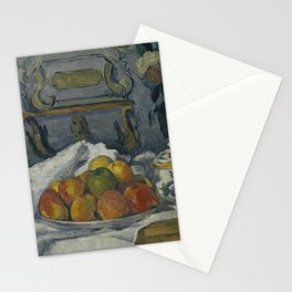 Dish of Apples Stationery Cards
