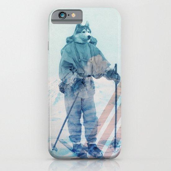 Husky Exploration iPhone & iPod Case