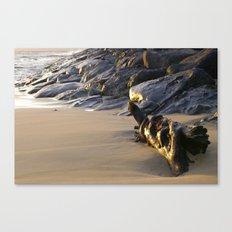 Kamaole Beach Sunset, Maui Canvas Print