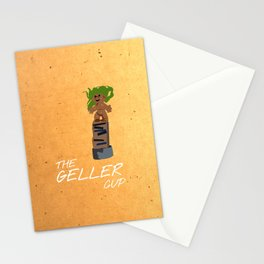 Friends 20th - Geller Cup Stationery Cards