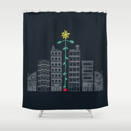 Go Go Go! Shower Curtain
