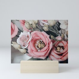 Flowering beauties Mini Art Print