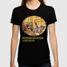 King Richard The Lion-Heart T-shirt