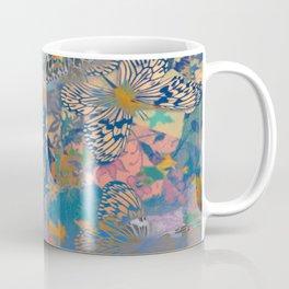 BUDDHA IN THE MISTS OF TIME Coffee Mug