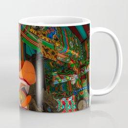 Into the dragon Coffee Mug