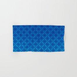 D20 Celestial Crit Pattern Premium Hand & Bath Towel