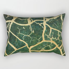 KINTSUGI  ::  Let Go Rectangular Pillow