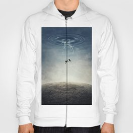 falling from the sky Hoody
