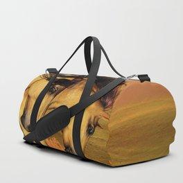 HORSES - The Buckskins Duffle Bag