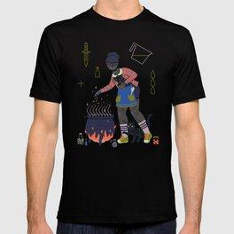 Witch Series: Cauldron T-shirt