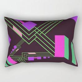 Modern Jazz II Rectangular Pillow
