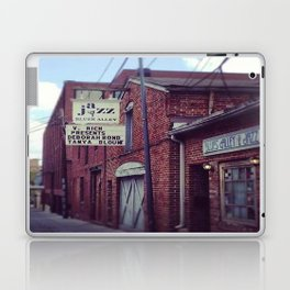 Blues Alley (Washington, DC) Laptop & iPad Skin