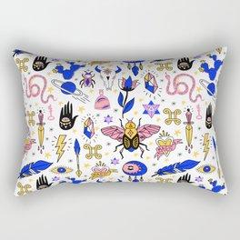 Magic pattern no1 Rectangular Pillow