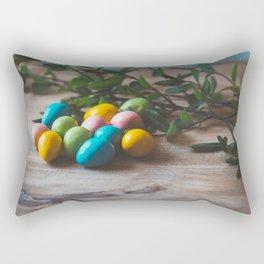 Easter Eggs 17 Rectangular Pillow