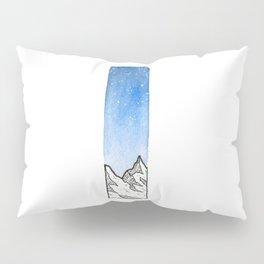 Galaxy Alphabet Series: I Pillow Sham
