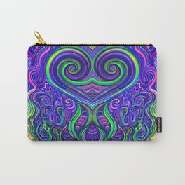 Psychedelic Seaweeds Carry-All Pouch