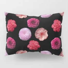 Pattern with camellias Pillow Sham