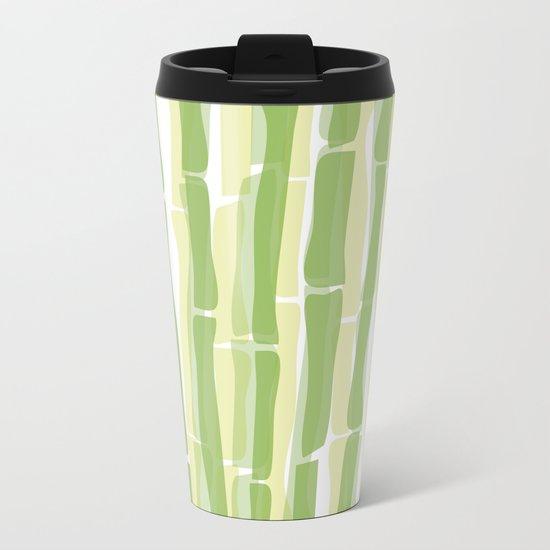 Bamboo Metal Travel Mug