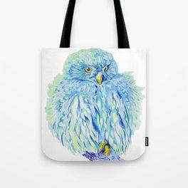 Sea Owl Tote Bag